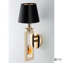 Aiardini126 AP 1L — Настенный накладной светильник Elegance