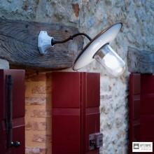 Aldo Bernardi3000.CV-A — Настенный  накладной светильник  Al sole