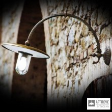 Aldo Bernardi6500 — Настенный накладной светильник Baretton