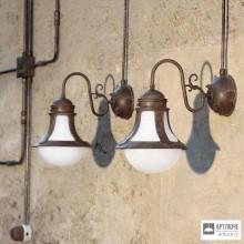 Aldo Bernardi7920 — Настенный накладной светильник Loggia