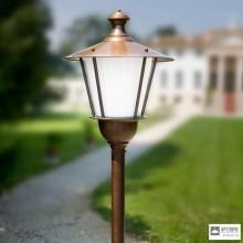 Aldo Bernardi8730+PAL-H3 — Напольный уличный светильник Loggiato