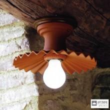 Aldo BernardiLAR.93.C-22+LAR.134.B — Потолочный накладной светильник Cappe