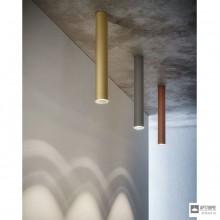 Aldo BernardiT80 PL OM — Потолочный накладной светильник Tubo