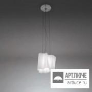 Artemide0696020A — Светильник потолочный подвесной LOGICO MINI SOSPENSIONE singola