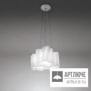 Artemide0698020A — Светильник потолочный подвесной LOGICO MINI SOSPENSIONE 3x120