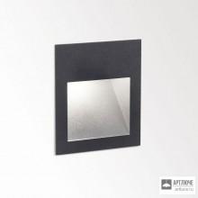 Delta Light202 04 24 N — Настенный встраиваемый светильник HELI X SCREEN LED NW N