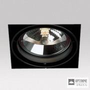 Delta Light202 61 00 01 A — Светильник потолочный встраиваемый GRID IN TRIMLESS 1 QR A