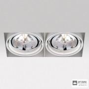 Delta Light202 61 00 02 A — Потолочный встраиваемый светильник GRID IN TRIMLESS 2 QR A
