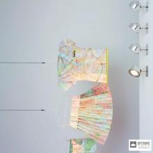 Flos25050 p — Настенный встраиваемый светильник MAX MONO