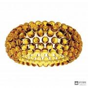 Foscarini138008 52 — Светильник потолочный накладной Caboche Giallo oro