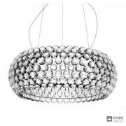Foscarini138017 16 — Светильник потолочный подвесной Caboche grande Trasparente