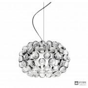 Foscarini138027 16 — Светильник потолочный подвесной Caboche piccola Trasparente