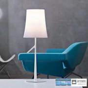 Foscarini221001 10 — Настольный светильник Birdie grande Bianco dimmer