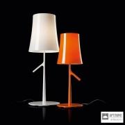 Foscarini221001S 10 — Настольный светильник Birdie grande Bianco