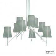 Foscarini2210089 25 — Светильник потолочный подвесной Birdie 9 Grigio