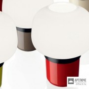 Foscarini245001 63 — Настольный светильник DOLL Rosso
