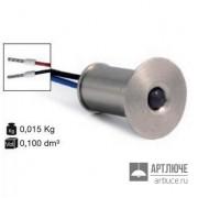 I-LED85002 — Потолочный встраиваемый светильник Aspho, никель