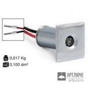 I-LED85005 — Потолочный встраиваемый светильник Aspho, никель
