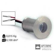 I-LED85026 — Потолочный встраиваемый светильник Aspho, никель