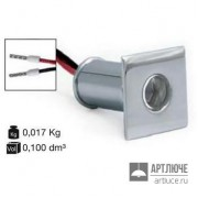 I-LED85028 — Потолочный встраиваемый светильник Aspho, хром