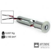 I-LED85960 — Потолочный встраиваемый светильник Aspho 70°, никель