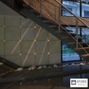 I-LED87466 — Потолочный встраиваемый светильник Aspho 120° RGB, серебристый