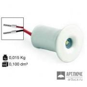 I-LED88418 — Потолочный встраиваемый светильник Aspho, белый