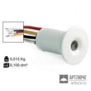 I-LED91352 — Потолочный встраиваемый светильник Aspho RGB, белый