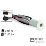 I-LED91354 — Потолочный встраиваемый светильник Aspho 70°, белый