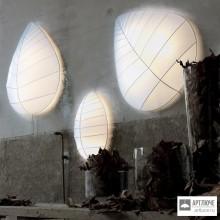 KarmanAP103 1B INT — Дизайнерский настенный светильник в форме листа EDEN