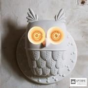 """KarmanAP105 1B INT — Светильник в форме """"Совы"""" керамический настенный накладной TI.VEDO"""