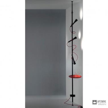 Martinelli Luce2292 J NE — Напольный светильник COLIBRI