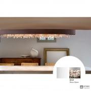 MasieroOLA PL4 OV 100 V95 LED — Потолочный накладной светильник ECLETTICA OLA