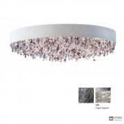 MasieroOLA PL6 40 F02 LED — Потолочный накладной светильник ECLETTICA OLA