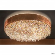 MasieroOLA PL6 60 F03 LED — Потолочный накладной светильник ECLETTICA OLA