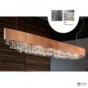 MasieroOLA S6 OV 160 F02 LED — Потолочный подвесной светильник ECLETTICA OLA
