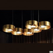 Masiero SOUND OR6 G12 STANDARD LIGHTING — Потолочный светильник DIMORE SOUND