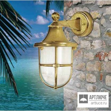 Moretti Luce180 — Светильник уличный настенный Ocean