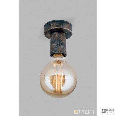 OrionDL 7-625 1 Vintage (1xE27) — Потолочный накладной светильник Retro Vintage Ceiling Light