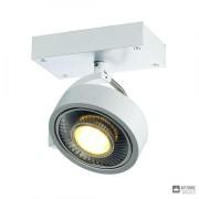 SLV147301 — Потолочный накладной светильник KALU 1 QPAR CEILING LUMINAIRE