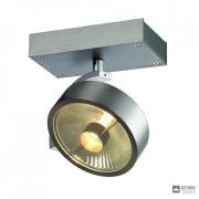 SLV147306 — Потолочный накладной светильник KALU 1 QPAR CEILING LUMINAIRE
