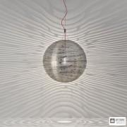 Terzani0M62SG8C8F — Потолочный подвесной светильник MAGDALENA D70 Nickel