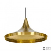Tom DixonBLS01B-PEUM — Потолочный подвесной светильник Beat Wide Brass