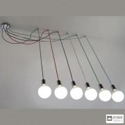 Vesoiidea 14-s6 dec-chrome — Потолочный подвесной светильник IDEA