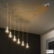 Vesoiidea 14-s6 dec-white — Потолочный подвесной светильник IDEA