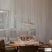 Vibia028010 1B — Потолочный подвесной светильник SKAN
