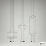 Vibia030004 1A — Потолочный подвесной светильник WIREFLOW