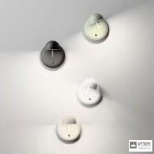 Vibia167504 10 — Настенный накладной светильник PIN