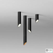 Vibia825204 1B — Потолочный накладной светильник 45